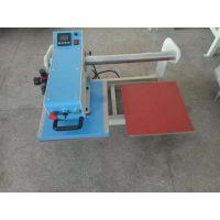 供应小型气动烫唛机 熔胶机38*38压印机烫金机