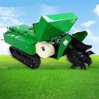 深耕高培土的履带机/开沟机复杂地形不限使用