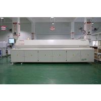 厂家直销路远上下八温区无铅回流焊LY-8800系列 无铅回流焊价格