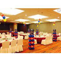 昆山太仓常熟宝宝宴生日宴派对策划气球布置较低价