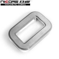 日钢/NICORE高精度低漏磁电抗器铁芯矩型铁芯硅钢片铁芯矽钢铁芯厂家直销