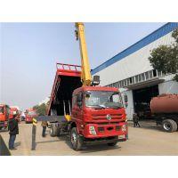 东风特商徐工8吨自卸随车吊价格配置