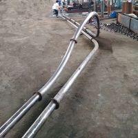 Z字形管链式送料机厂家 沙子管链提升机