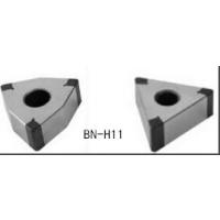 轴承钢倒角用华菱CBN刀具加工效率高【可加工硬度HRC45以上专用刀具】