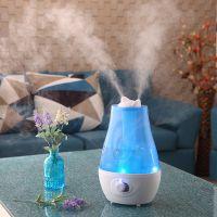 永通加湿器家用静音卧室大容量办公室空调空气净化小型迷你香薰机