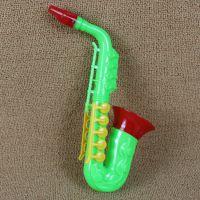 批发儿童音乐益智玩具 萨克斯喇叭 演唱会派对球迷助威道具批发