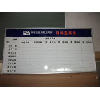 广州厂家定做诺迪士中高档进口树脂画线白板