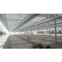 ZH8430 玻璃 连栋 温室大棚
