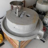 厂家直销商用型石磨豆浆机 五谷杂粮芝麻酱电动石磨机