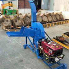 苞米杆粉碎机 青储铡草揉丝机 家用型的电动铡草机