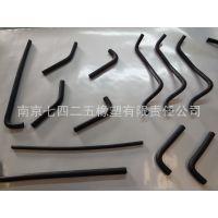 南京7425 车用橡胶胶管燃油管直管异型管 加工定制