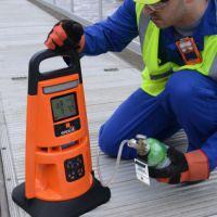 英思科便携Radius BZ1区域监测多气体检测仪