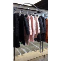 双面羊绒大衣【百格丽】18品牌折扣女装冬杭州四季青货源视频看货