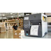 物流产业连续快速条码打印机能跟上双十一的快节奏!