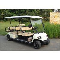 厂家供应11人座酒店房产景区高尔夫电动车,接待专用观光车,款式多样 LEM牌C8+3