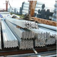 现货供应热镀锌角钢市场价格
