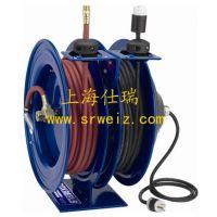 美国COXREELS考克斯双管卷盘 组合式卷管器 多功能卷管器 自动回收卷盘 电缆卷线器