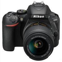 尼康D5600套机18-55mmVR镜头 入门级高清数码照相机尼康单反相机