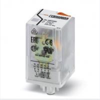 菲尼克斯单个继电器订货号REL-MR- 24DC/21/MS订货号2909642 全新原装正品销售