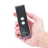 T8智能翻译器 智能翻译机 33种外语切换 智能语音 同声传译翻译机