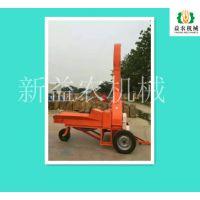 青州市养殖用秸秆铡草机工作视频