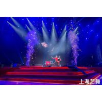上海年会造型灯光架及舞台租赁搭建公司