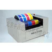 中西 油墨打样机/自动匀墨式油墨展色机 型号:M321460库号:M321460