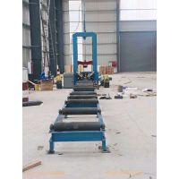 联通机械HG-2000组立机适用于H型钢生产线