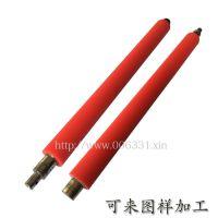 广东东莞胶辊厂家订做喷绘机胶辊 PU聚氨酯胶辊 金属包胶辊加工