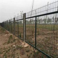 铁路金属防护栅栏 刺丝滚笼加密支架