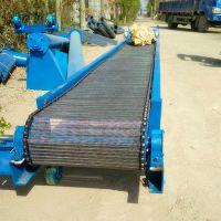 揭阳网带清洗输送机 耐磨提升爬坡输送