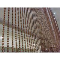金属装饰网,金属珠帘,视觉效果图
