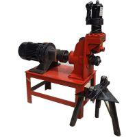 路邦机械电动液压压槽机 SYYC-325管道压槽机 滚槽机