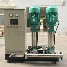 别墅供水加压系统MVI1606/6-1/25/E/3-380-50-2
