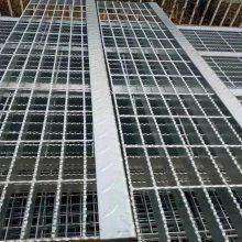 齿形热镀锌格栅板/脱硫、脱硝塔平台钢格板厂家规格型号/热镀锌格栅板