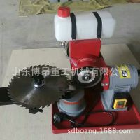 厂家博昂牌合金锯片QCS-700合金锯片磨齿机木工锯片磨齿机手动磨