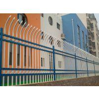 厂家直供小区锌钢围栏 公园草坪护栏 园区格栅围墙 金属栅栏
