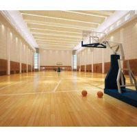 体育馆运动木地板厂家安装 保养 维修 翻新一站式服务