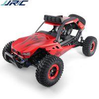 JJRC Q46 1:12四驱高速车2.4G遥控高速车耐撞充电攀爬玩具车模型