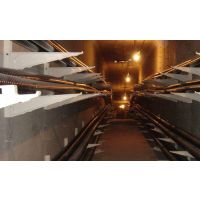 电缆槽支架玻璃钢电缆支架线滚支架制作安装