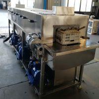 烘干式自动控温洗筐机 全自动周转箱洗筐设备 诸城神州机械
