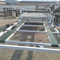 PVC板贴纸覆膜机 装饰天花板贴纸机 石膏板PVC膜卷材覆膜机