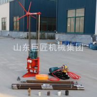 巨匠集团提供QZ-2D型三相电岩石钻孔取心机勘探轻便钻机