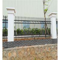 南宁市围栏丨南宁铁艺栏杆丨工厂安全护栏