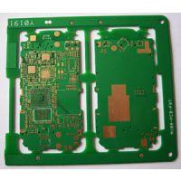 中雷pcb 专业多层板 打样 批量生产 高难度 八层阻抗板 盲埋孔板 电金板
