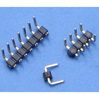 U形排针连接器 腾霏尔 单排跳线排针 双排跳线连接器