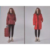 杭州品牌女装折扣批发米祖19年冬装品牌女装折扣批发一手货源