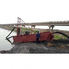 钻探采砂船报价 钻探采砂船 河道采砂船 凯翔