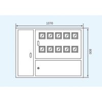 长城集团YCBX-A/K10DE电表箱