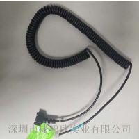 深圳线束定制厂家UL2464USB数据线加工定制